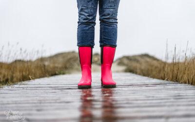 Oh, nein, es regnet ! – Keine Panik beim Fotoshooting