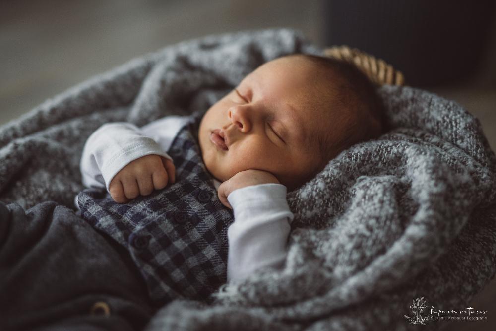 Baby – Zuhause angekommen